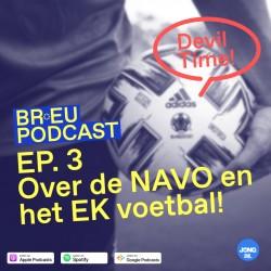 BR*EU PODCAST - Over het bezoek van Joe Biden de EU en de Navo. Daarnaast is het tijd voor het EK voetbal!