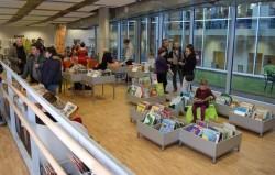 Nieuwe Nederlandstalige bibliotheek eindelijk geopend