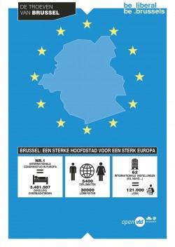 Brussel: een sterke hoofdstad voor een sterk Europa