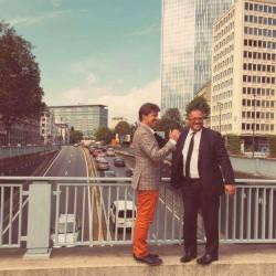 Ministers Gatz en Madrane plannen Burgerkabinet over Brussel