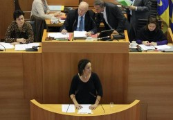 """""""Politiek en beleid faalden in kernopdracht: garanderen openbare veiligheid"""" - Tussenkomst plenair debat Khadija Zamouri"""