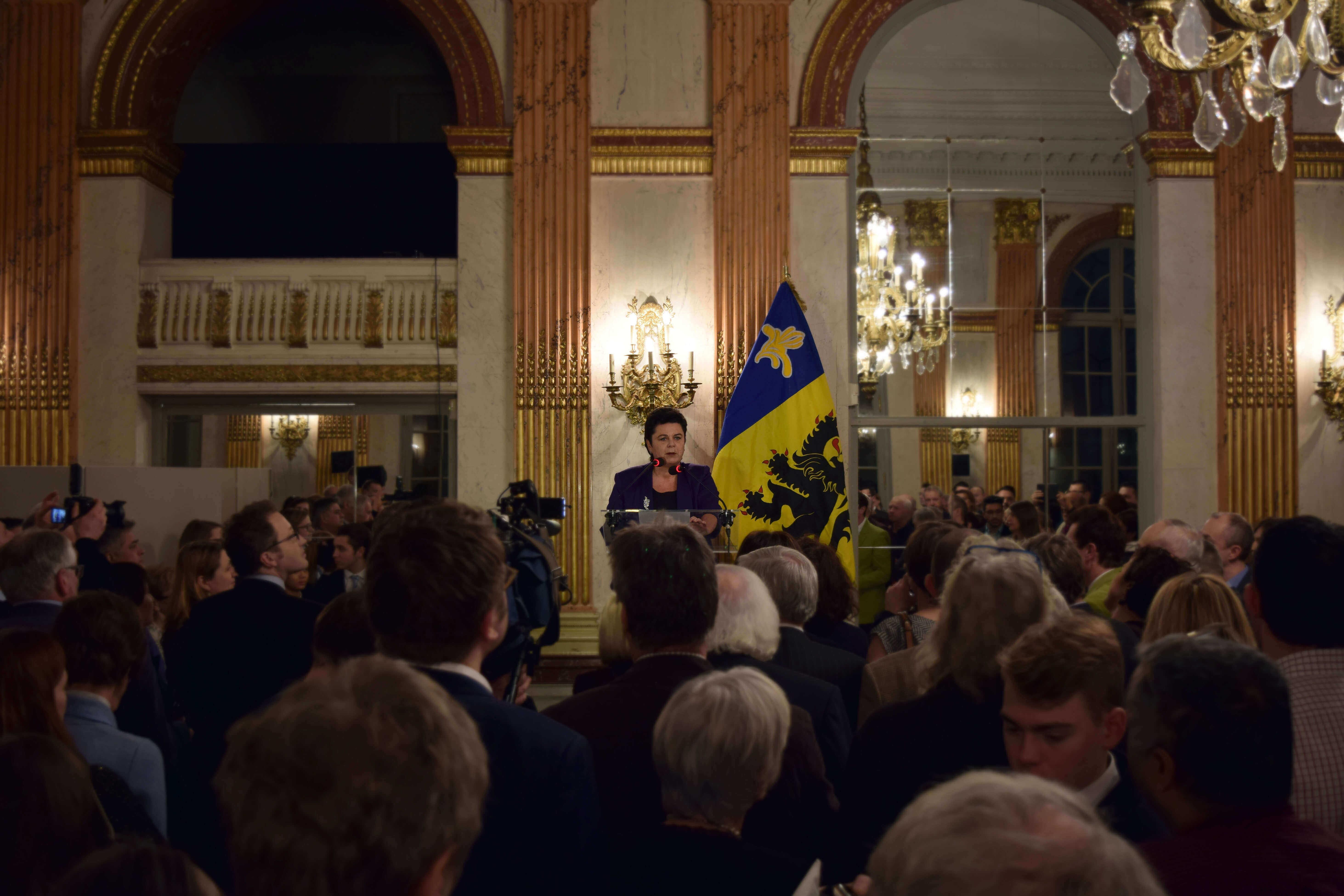 Nieuwjaarstoespraak voorzitter Raad VGC
