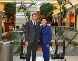 Open Vld wil open groenruimte bovenop Woluwe shopping center