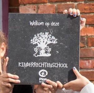 Basisschool De Zonnewijzer viert 25ste verjaardag kinderrechtenverdrag met Koningin Mathilde