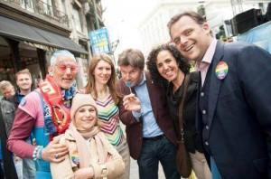 Gaybashing zet uitvoering Brusselse stadsethiek terug op de agenda